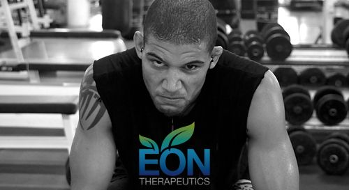 "EON Therapeutics Contest Questionnaire #1 from Kajan Johnson.  KJ - ""What did I wear on my head at the weigh ins?"""