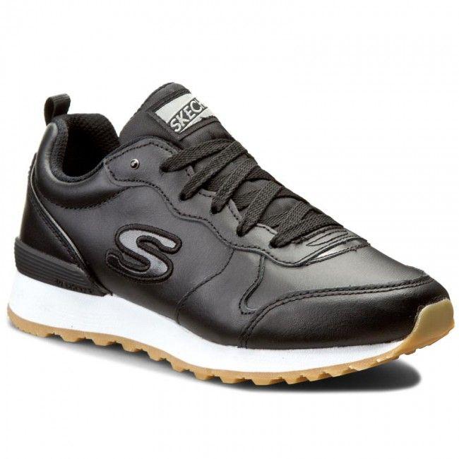 Sneakersy SKECHERS - Street Sneak Low 113/BLK Black