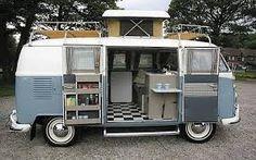 ooit zelf een camper inrichten en er mee reizen