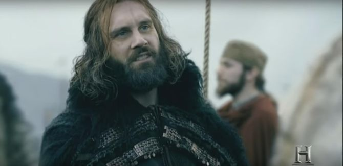 History's 'Vikings,' Season 4, Part 2, Episode 17, The Great Army, Duke Rollo