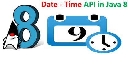 Date & Time API in Java 8, Java 8 Tutorials