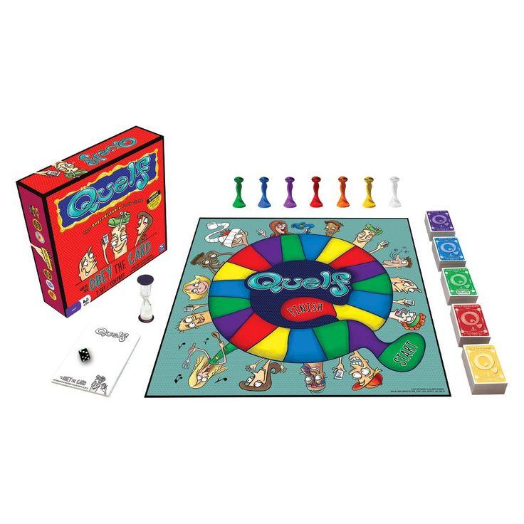 Spin Master Quelf Board Game
