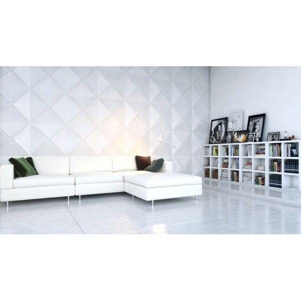 ArtPanel VENTE  - Panel gipsowy 3D  >> http://lemonroom.pl/panele-3d-artpanel/477-artpanel-quadrat-panel-gipsowy-3d-.html