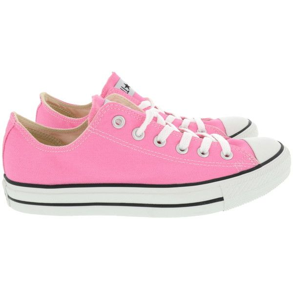 SNEAKERS CHUCK TAYLOR ALL STAR Converse Scarpe Donna BRUNAROSSO.COM ($89) ❤ liked on Polyvore featuring shoes, sneakers, star sneakers, converse footwear, converse trainers, converse sneakers and converse shoes