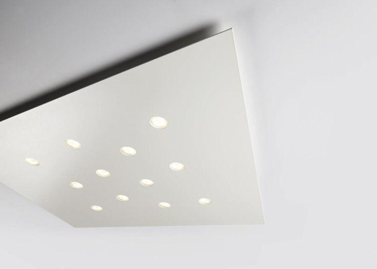 FUORISQUADRA Lampada da soffitto Collezione Fuorisquadra by Cattaneo Illuminazione design Carlo Cattaneo