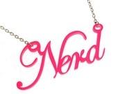 Nerd Necklace: Nerd Necklaces