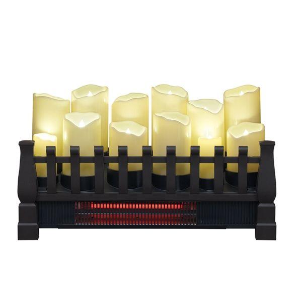 Best 25+ Electric fireplace logs ideas on Pinterest | Faux ...