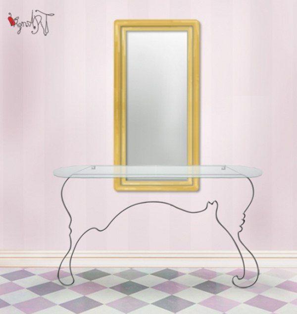 Mejores 96 im genes de recibidores en pinterest diferentes tipos de espejos decorativos y - Tipos de espejos decorativos ...