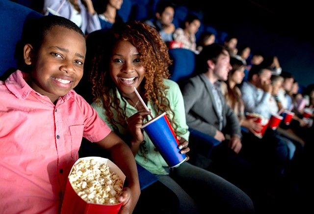 Love going to the movies? If you're an AT&T customer, here's how to get discounted movie tickets through the AT&T Thanks program.