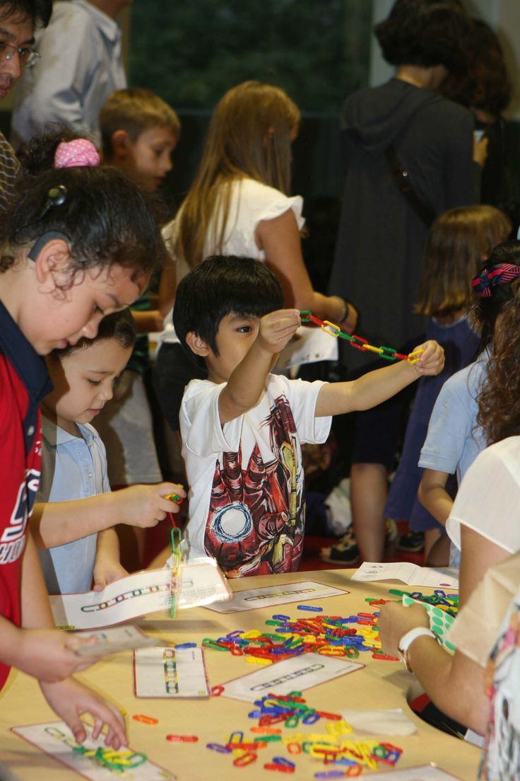 Fun at ECE's Learning Night! (Sept, 2015)