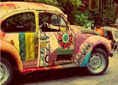Hippie VW