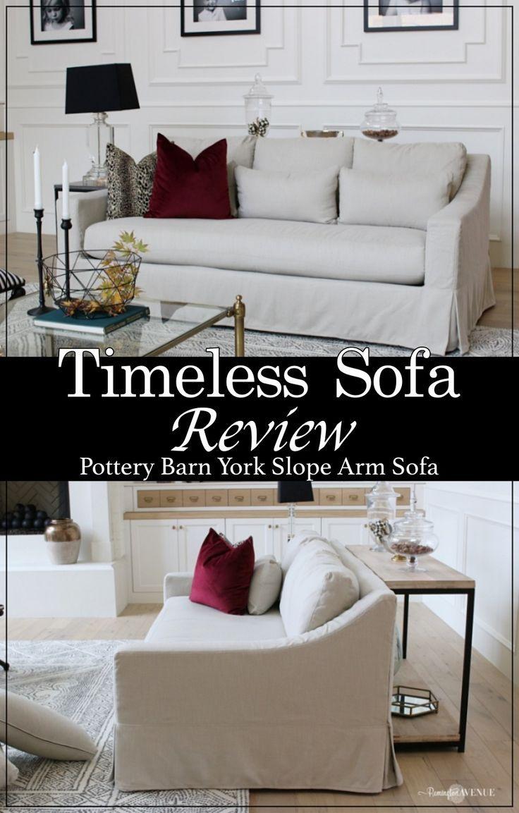 Pottery Barn York Sofa Honest Review Pottery Barn Sofa Pottery