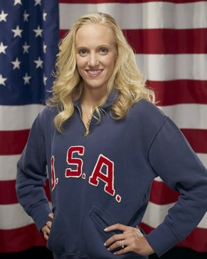 Dana Vollmer, USA swimming my hero my inspiration, someone I'm dying to meet