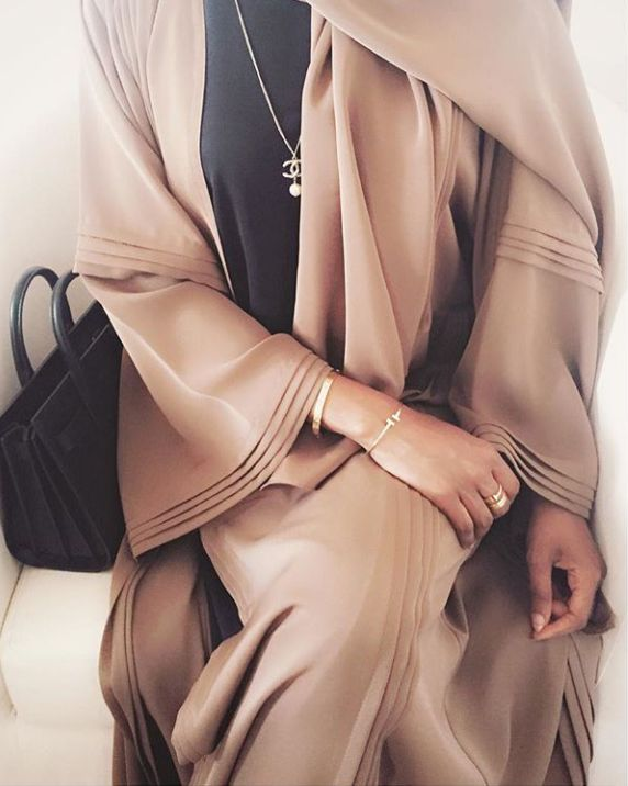 Beautiful in Abaya