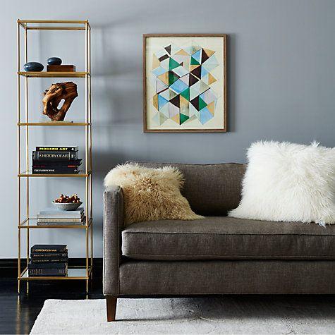 Buy west elm Terrace Tower Bookshelf Online at johnlewis.com