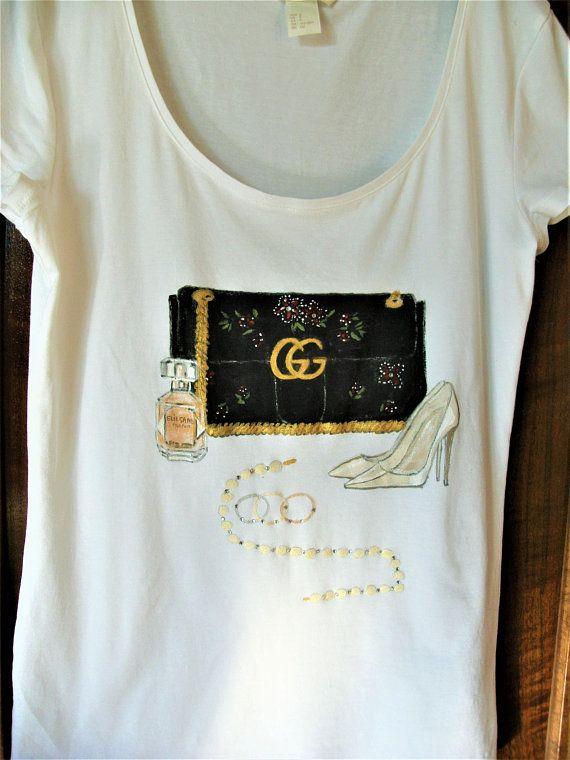 t shirt femme luxe