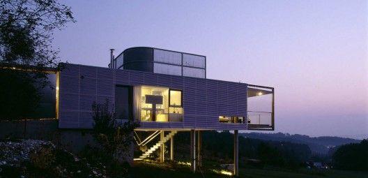 Schmuck House / Gangoly & Kristiner Architekten