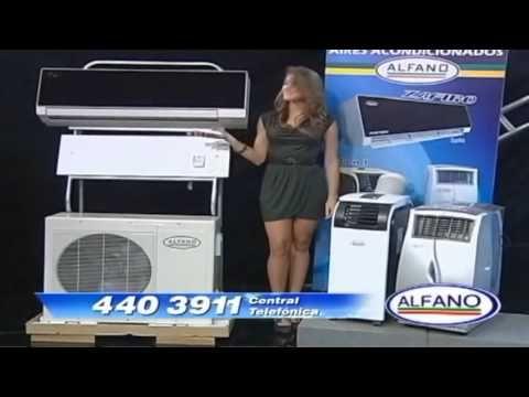 AIRE ACONDICIONADO PORTÁTIL 3 EN 1  PC-40AMB    Aire acondicionado tipo Portátil, 14,000 btu /h cubre hasta 30m2, panel digital, control remoto, 3 en 1 (enfriamiento, calefacción y deshumedecedor). Función continua de drenaje, ultra silencioso, salida de aires independientes con ruedas y accesorios incluidos. Encuentranos en www.alfanoitalia.com.