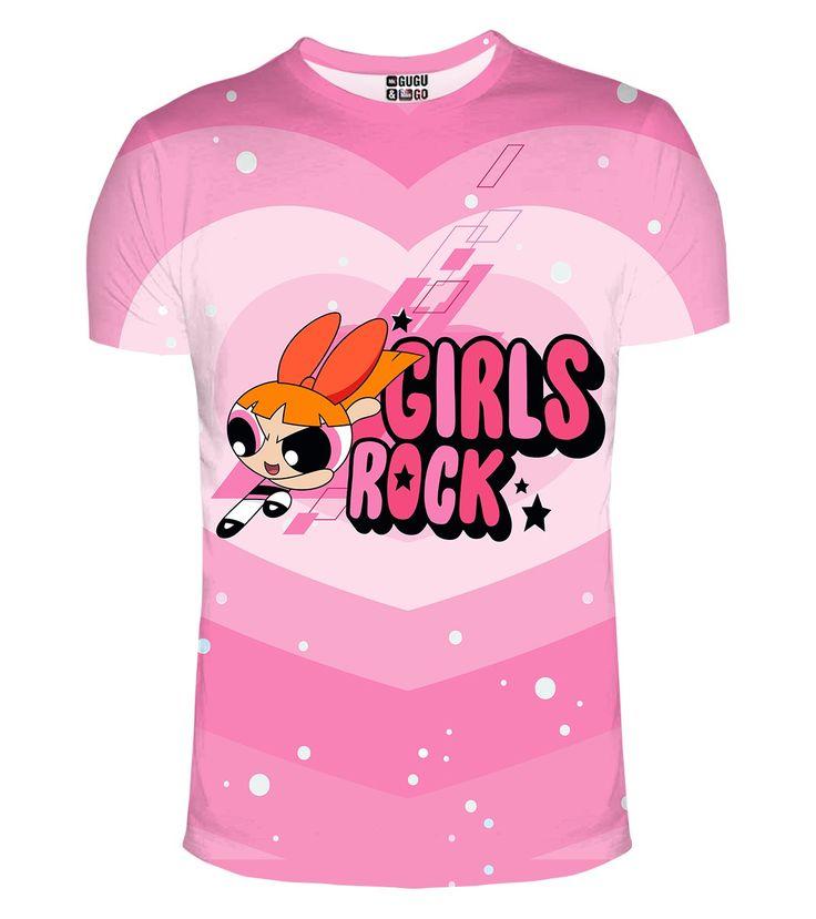 Blossom Time t-shirt, Mr. GUGU & Miss GO