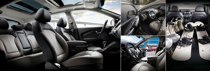 #Hyundai #Tucson |  Seating flexibility for maximum comfort Upright, front seats semi-flat, second row seats split folding  and full folding. The choice of seat positions offers exceptional flexibility. #HyundaiTucson #HyundaiQatar