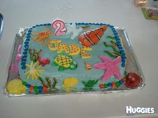 73 best babykids cakes images on Pinterest Kid cakes Birthday