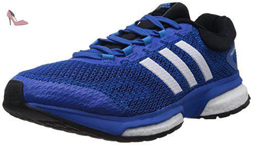 Adidas Response Boost Chaussure De Course à Pied - Bleu (Black 1/Blue Beauty F10/Solar Blue2 S14), 40 2/3 EU (7 ) EU - Chaussures adidas (*Partner-Link)