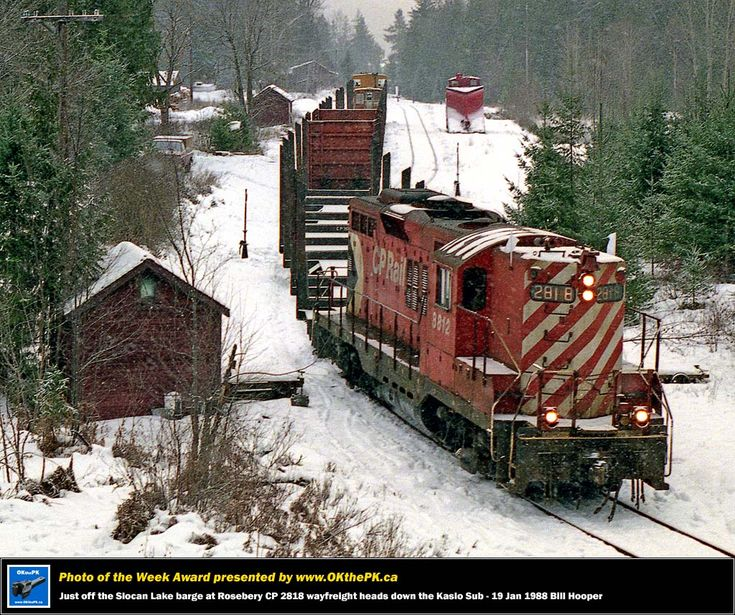 1000 Images About Cp Rail On Pinterest Canada Ontario