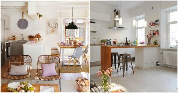 Cocinas Abiertas Para Casas Con Estilo Ideas Para Cocinas Abiertas Cocinas Abiertas Cocinas Integradas Cocinas Abiertas Al Comedor