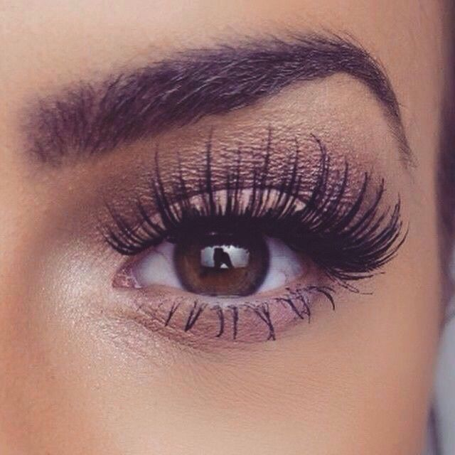 how to make perfect eyelashes