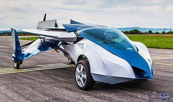 السيارة الطائرة في الأسواق خلال آذار المقبل بمبلغ 400 ألف دولار أصبحت السيارة الطائرة حقيقة وتم فتح باب حجز Flying Car Real Flying Car Concept Car Design