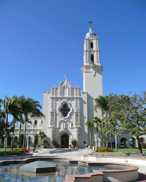 University of San Diego Church of the Immaculata