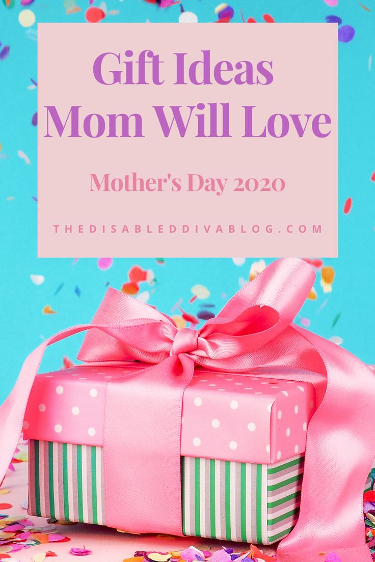 Gift Ideas Mom Will Love - The Disabled Diva's Blog in ...
