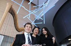Free / Hear / Chatswood / The Concourse / Sat 21 Sep 6pm / www.tendollartown.com.au/items.php?itemid=545  Classical music concert influenced by the Orient.