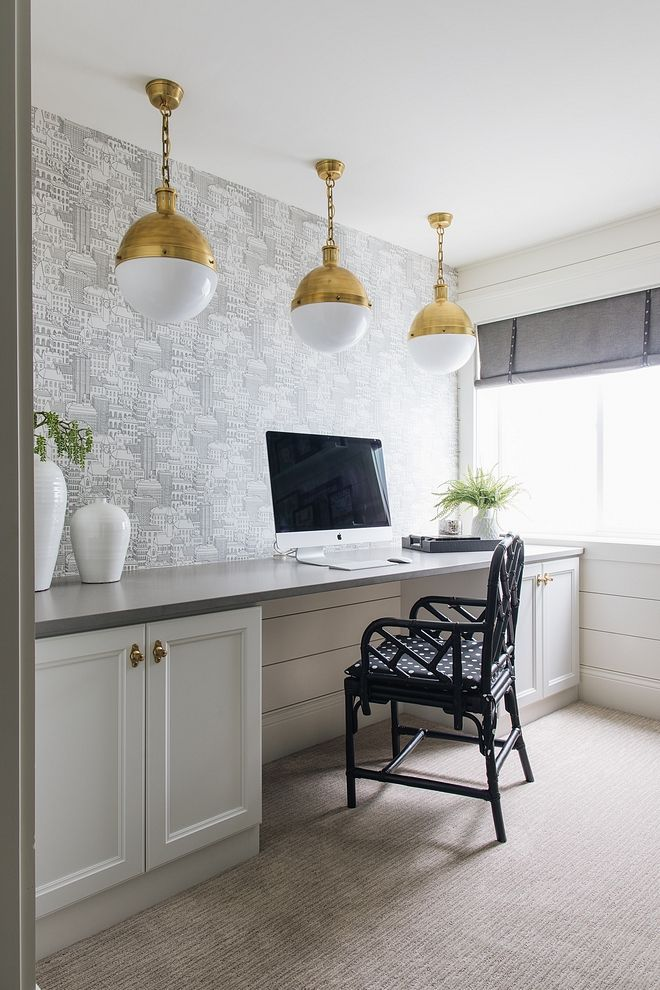 Home Office Cabinet Countertops Raw Concrete By Casearstone