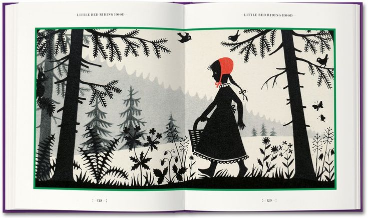 "Beautiful new Taschen edition of ""The Fairy Tales of the Brothers Grimm"" a compilation of illustrators from 1820-1950"