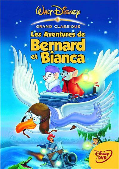 Les Aventures de Bernard et Bianca - Edition standard