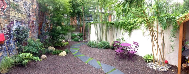 Jardin contemporain cr ation et photo taffin nos for Creation jardin contemporain