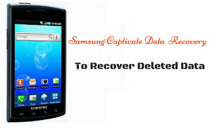 With the help of Android Data Recovery tool one can easily restore deleted photos, videos, contacts, SMS, whatsapp messages and other data from Samsung Captivate.