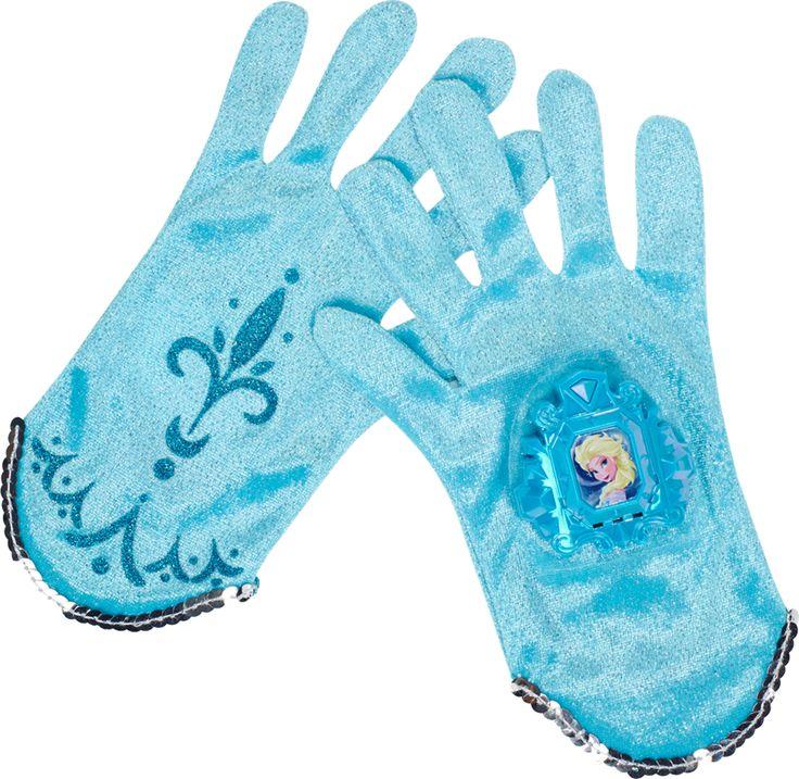 FROST Elsas musikhandsker Musikhandsker fra filmen Frost til børn.Tag de seje FROST-musikhandsker på, så du ligner Elsa på en prik. Hør de magiske lyde, når du bevæger hænderne. Tryk på knappen for at høre musik fra filmen Frost. - Bruger batteri.
