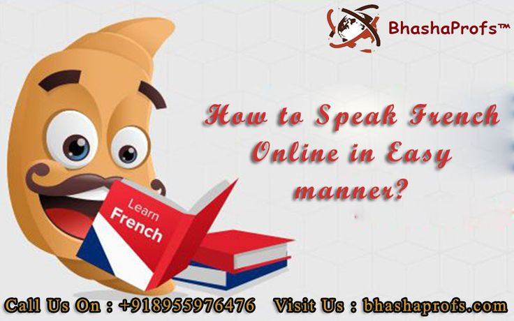 How to Speak French Online in Easy manner? Know More : http://bit.ly/2mM6Vzw  #OnlineFrenchIndia
