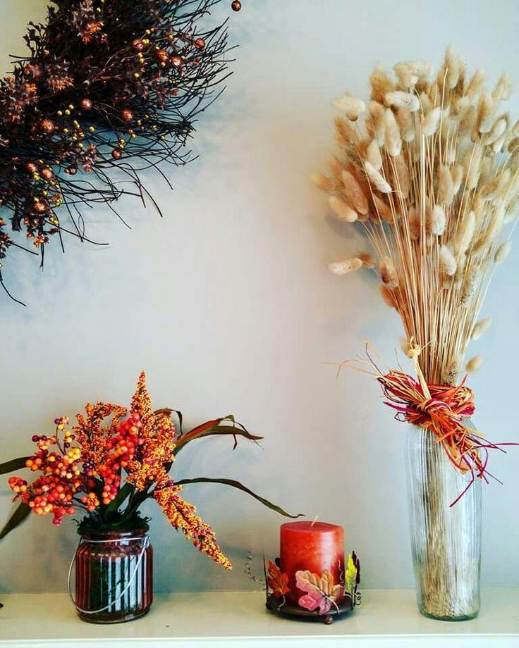Fall decorations https://m.facebook.com/delsitadecor/