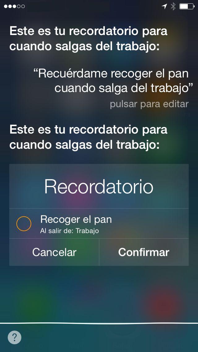 """Siri, la asistente de Apple nos puede llegar a facilitar el día a día de una manera sorprendente. Estos son algunos ejemplos de lo que Siri puede llegar a hacer por nosotros:   - Dile a Siri qué relación tienes con tus contactos, por ejemplo: """"Marta es mi prima"""". Así, cuando le digas """"Llama a mi prima"""", Siri sabrá a quién te refieres.   - Siri puede recordarte cosas cuando llegues a casa o te vayas. Solo debes darle tu dirección."""