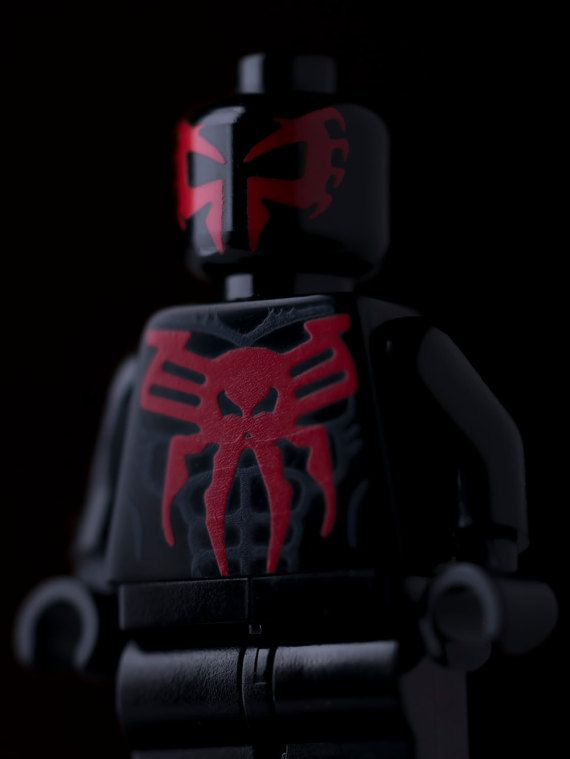 lego spiderman 2099 - photo #39