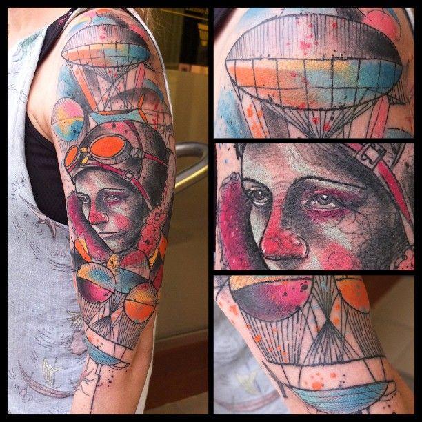 Schwein, tattoo artist - the vandallist (10)