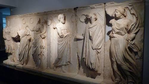 aphrodisias museum ile ilgili görsel sonucu