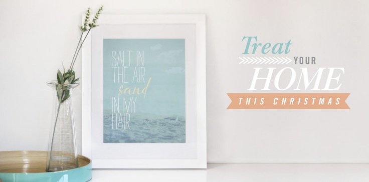 Minty Prints Home Decor