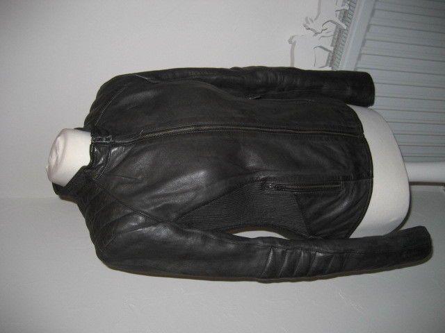 Aaaaaaahoriginal Tigha Lederjacke vintage black Ellen Gr. S NP 179 NEU | eBay