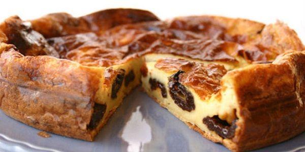 Бесподобный пирог с черносливом — «Бретонский фар». Фантастический вкус!