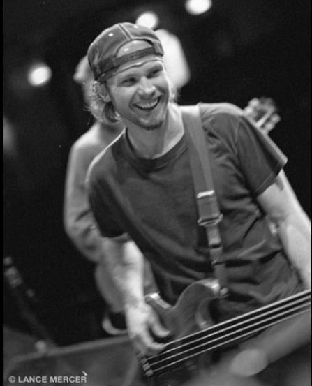 Jeff Ament - Pearl Jam