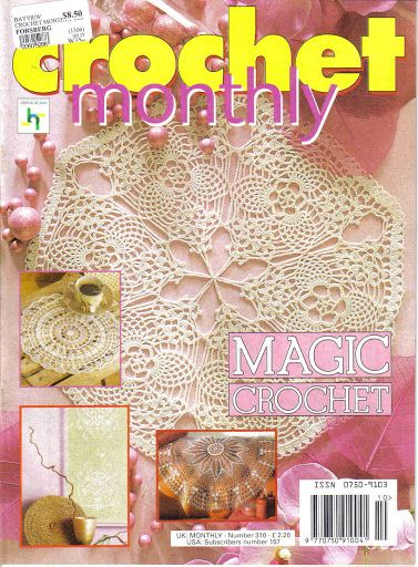 25 Best Ajakirjad Crochet Monthly Images On Pinterest Crochet